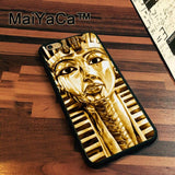KING TUT EGYPTIAN PHONE CASE -  (iPhone)