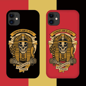 LEGENDARY KING OF EGYPT iPHONE CASE
