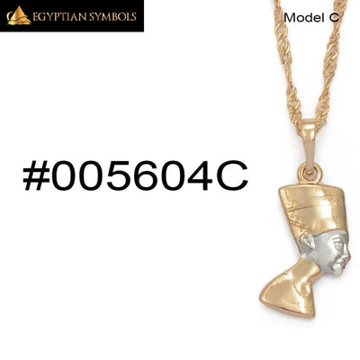 Small Egyptian Queen Necklace