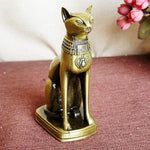 Statue of Ancient Egyptian Goddess Bastet