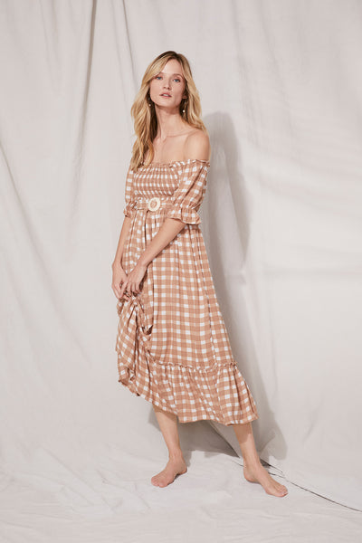 Adelyn Dress Gingham
