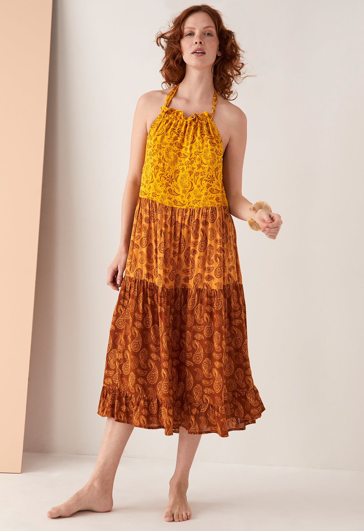 Serena Dress Meadow/Mojave
