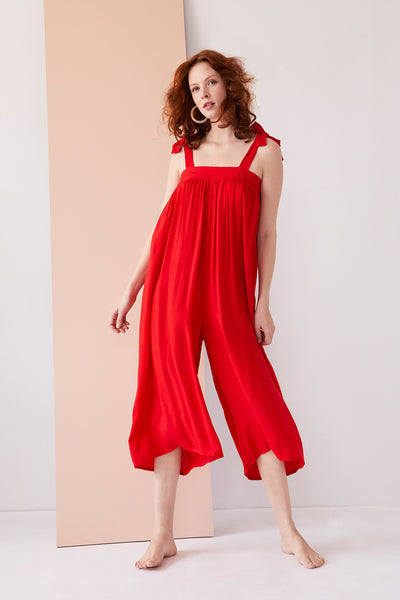 Lydia Jumpsuit Solid