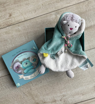 Moulin Roty - Doudou chaton Les pachats