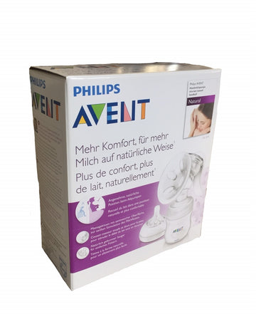 Avent - Tire Lait Manuel Natural