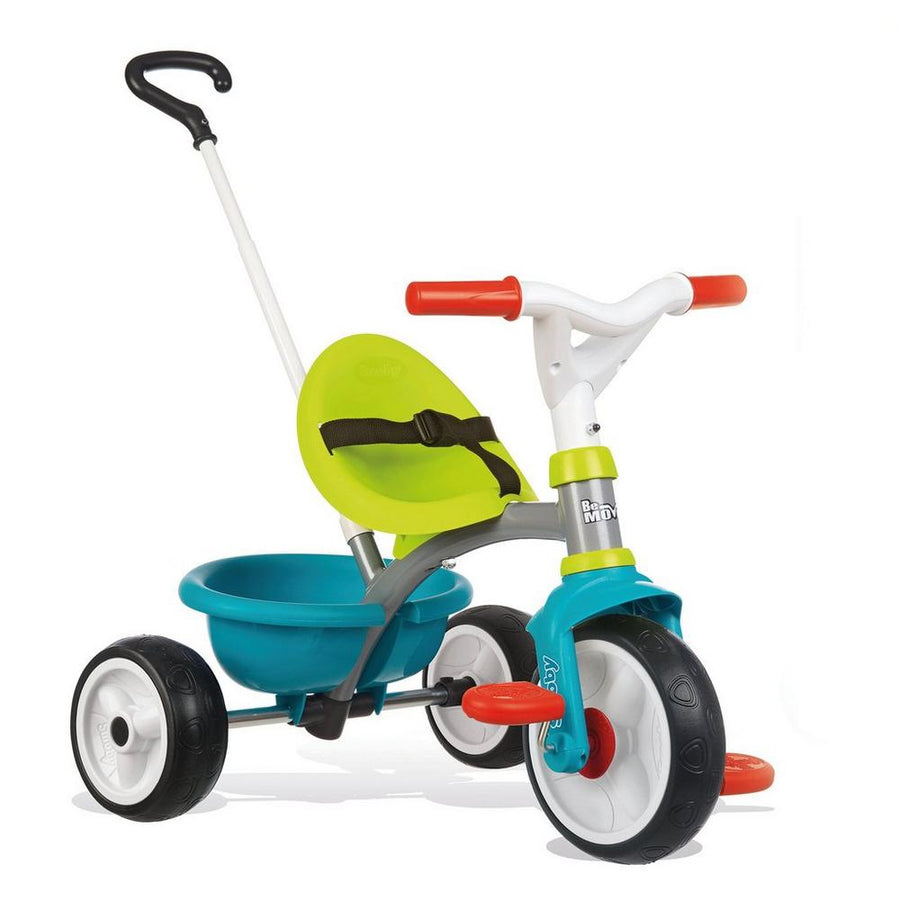 Liste bébé Marra / Tricycle Be Move bleu SMOBY