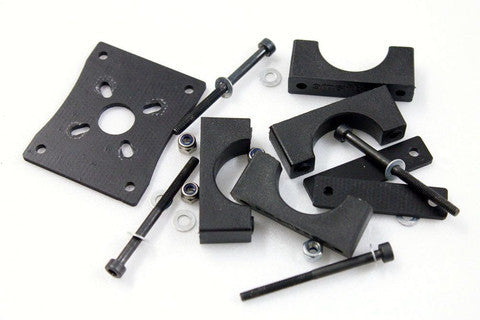Motor Mounts with screws 16mm