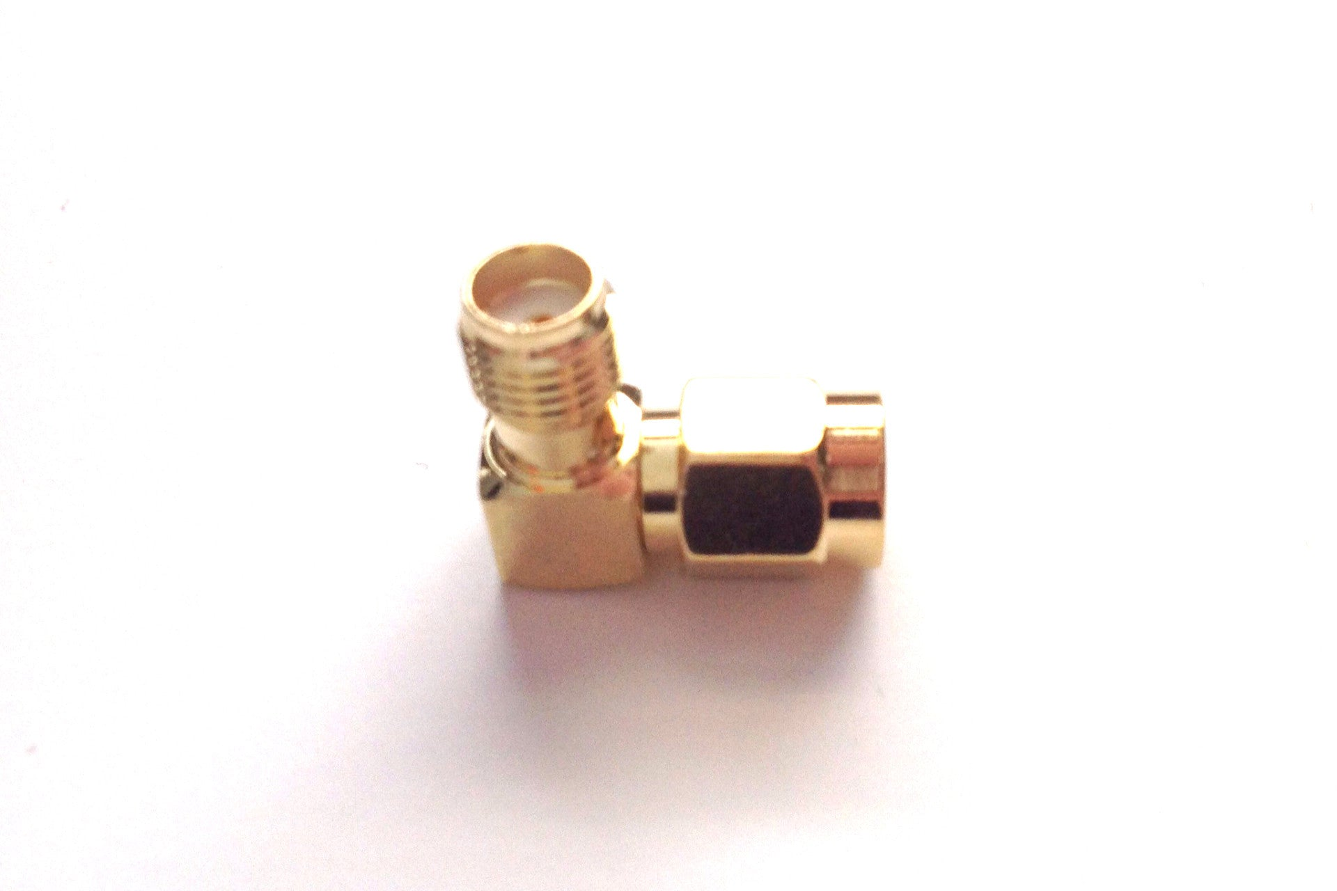 L Shaped SMA to Female Connector