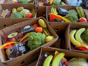 Large Assorted Mixed Fruits and Vegetables Box