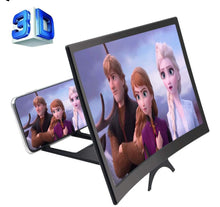 Load image into Gallery viewer, 12inch 3D Phone Screen Enlarger