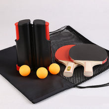 Load image into Gallery viewer, Extendable Table Tennis Net