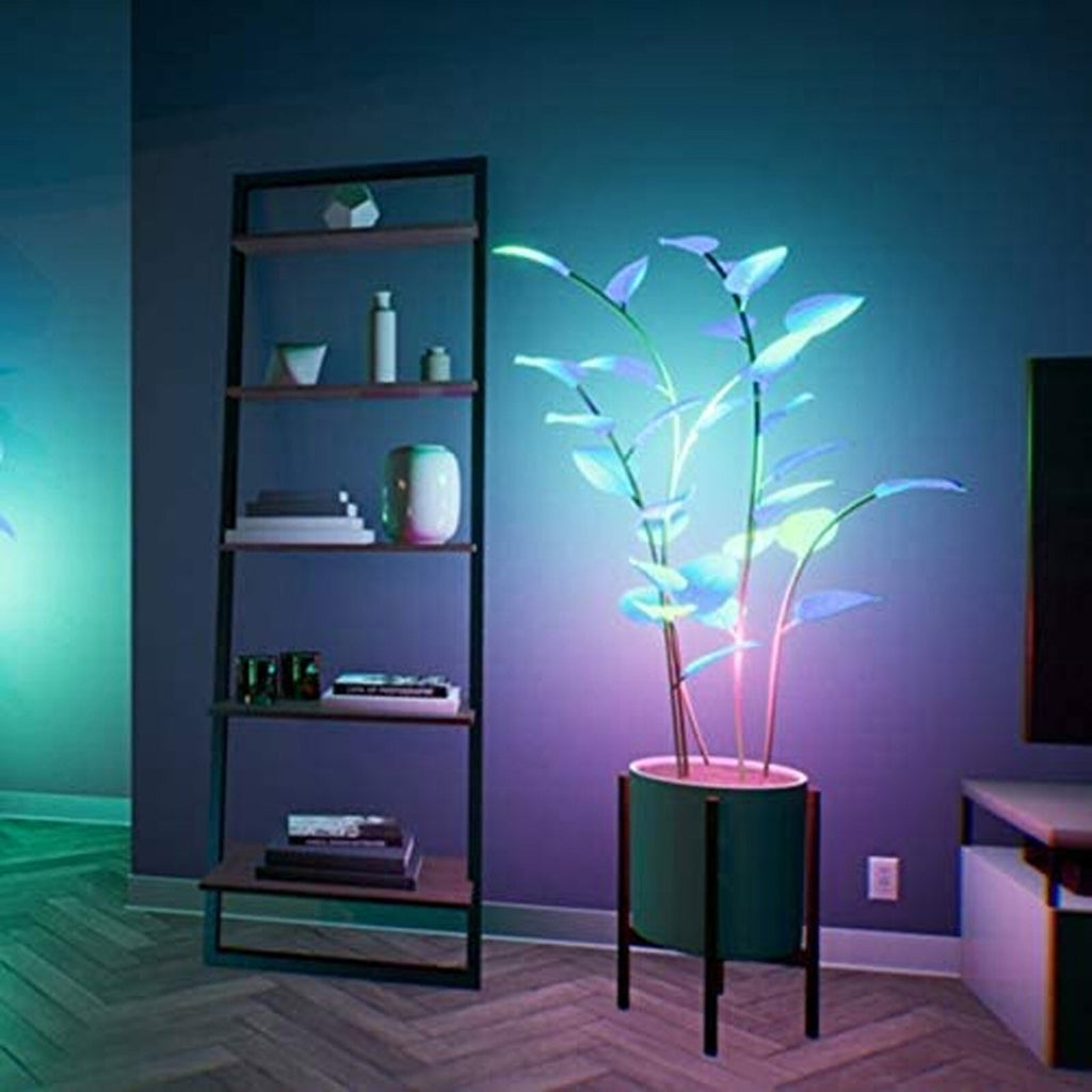 FLUORA | The Magical LED Houseplant