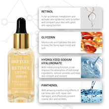 Load image into Gallery viewer, Gold Firming Serum with Vitamin A