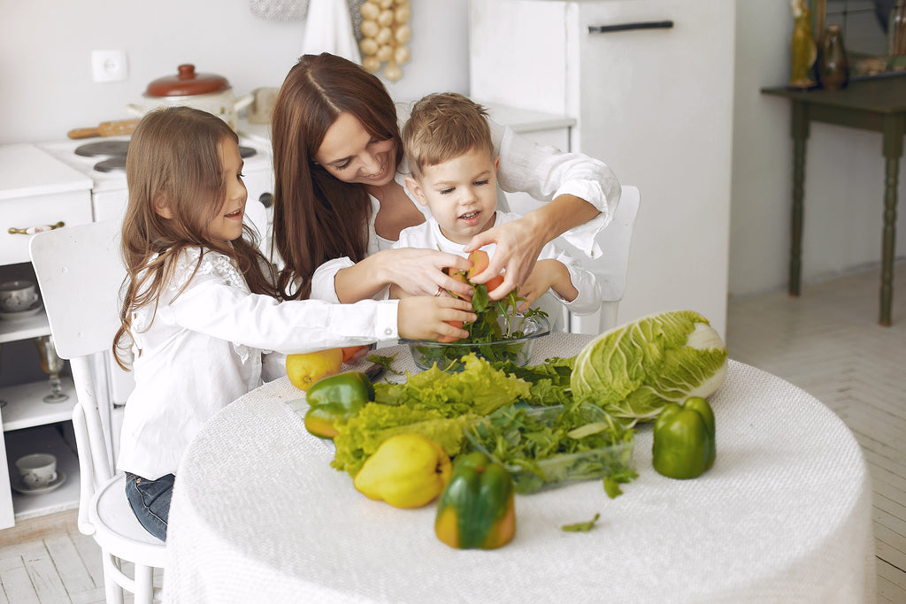 Fun recipes that you can prepare for your little ones at home