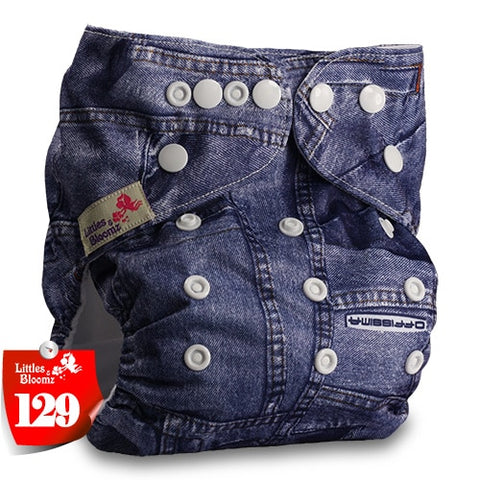 Reusable and Washable Baby Diaper