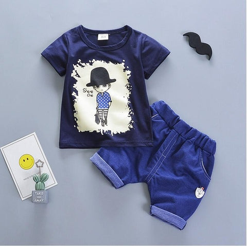 Stylish Baby Boy Clothes Set