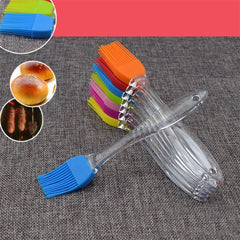 Silicon Oil Cooking Brush