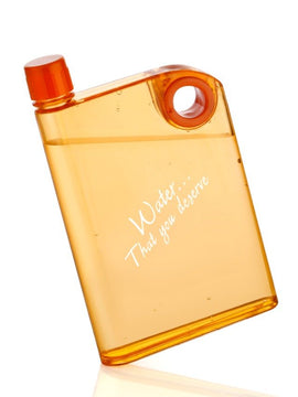 1 Pcs Notebook Plastic Bottle - 380 ml