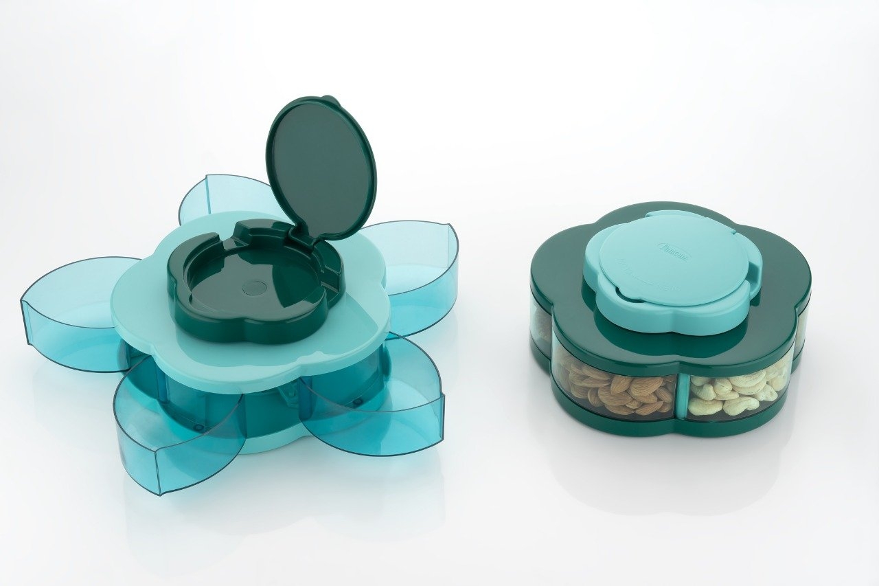 Transparent Smart Candy Box