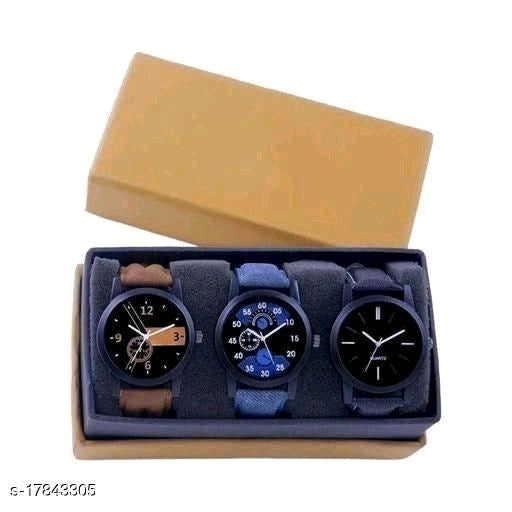 Modern Combo Watches