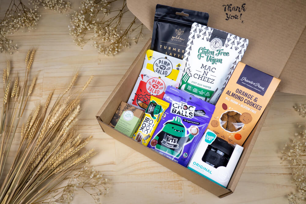 Bliss Box Vegan Hamper