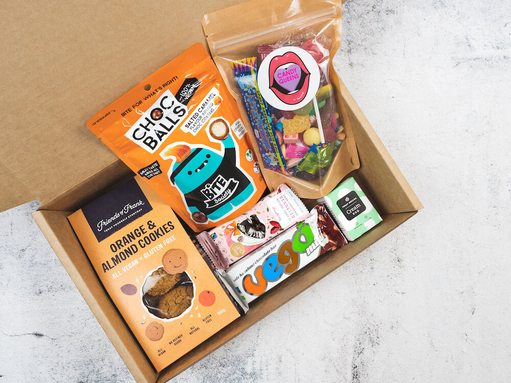 vegan sweets hamper vegan snack box