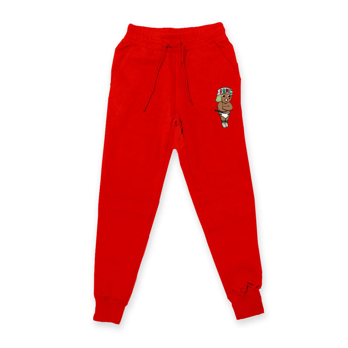 RBMG BABY JOGGERS (RED)