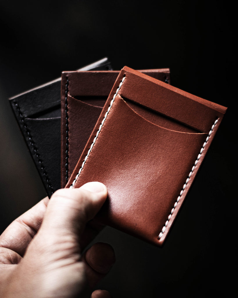 The Scout - Minimal Leather Wallet