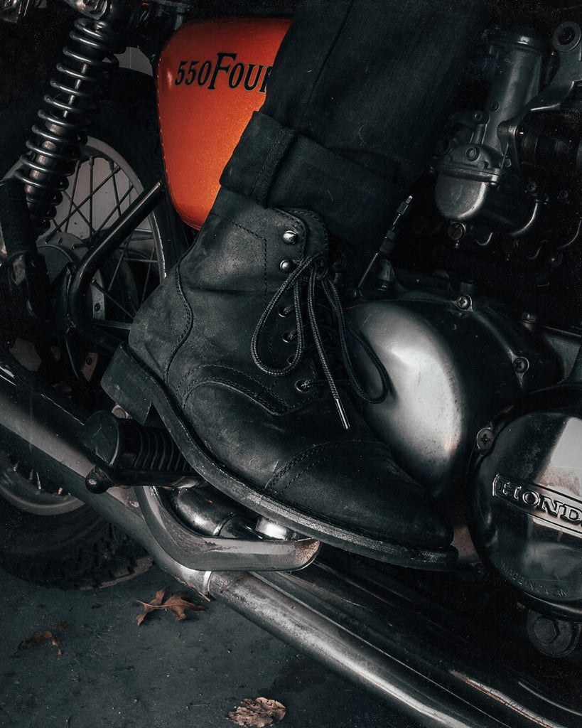 The Right Boot for the Ride