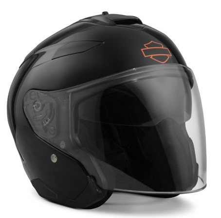Pivot Interchangeable Sun Shield H27 3/4 Helmet
