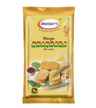 Load image into Gallery viewer, 034 Mango Khakhra (Pack of 8)