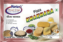 Load image into Gallery viewer, 015 Pizza Khakhra (Pack of 8)