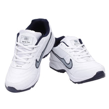 Load image into Gallery viewer, Men Sport Synthetic White Running Shoes