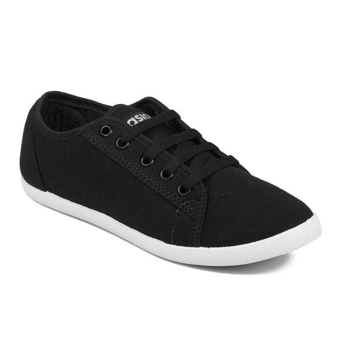 Black Denim Casual Shoes for women