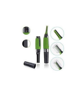 Trimmer Micro Touches Nose Hair Trimmer With Built In LED Light (Pack - 2)