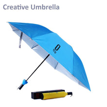 Load image into Gallery viewer, POCKET FOLDING WINE BOTTLE UMBRELLA - Maple Things