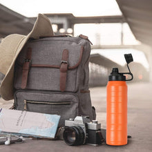Load image into Gallery viewer, 327 Water Bottle Thermo Steel 900ml, Thermos Flask Water Bottle for Cold Water