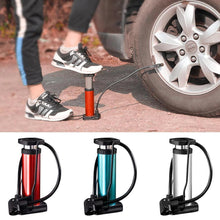 Load image into Gallery viewer, 485 Portable Mini Foot Pump for Bicycle,Bike and car