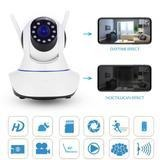 Load image into Gallery viewer, 360° 1080P WIFI HOME SECURITY CAMERA - Maple Things