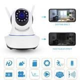 360° 1080P WIFI HOME SECURITY CAMERA - Maple Things