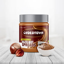 Load image into Gallery viewer, 054 Choco Nutri Chocolate Spreads - Premium Hazelnuts Spreads - 350 gm