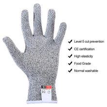 Load image into Gallery viewer, 715 Level 5 Protection Cut Resistant Gloves (1 pair)