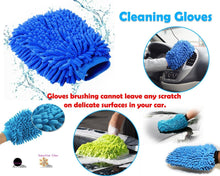 Load image into Gallery viewer, Cleaning Tool - Double Sided Microfiber Super Mitt Hand Glove Duster for Car/Office/Home, Buy 1 get 1 pc | Microfiber Gloves | Microfiber Super Mitt