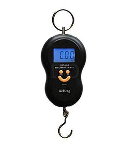 40KG 10G PORTABLE HANDY POCKET SMILE MINI ELECTRONIC DIGITAL LCD WEIGHING SCALE - Maple Things