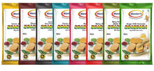 Load image into Gallery viewer, Maniarr's Khakhra mix flavour healthy snacks (8 Packs, 8 Flavors, 360 gm), (Healthy Snacks)
