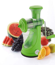Load image into Gallery viewer, 2012_Royal Juicer Manual Juicer for Fruits  (Multi Color)