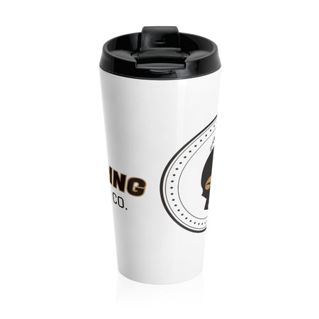 Grinding Coffee Co. Steel Travel Mug - Grinding Coffee Co.