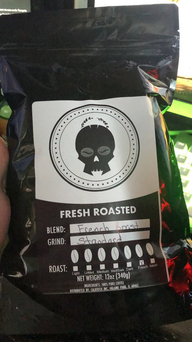 French Roast - Grinding Coffee Co.