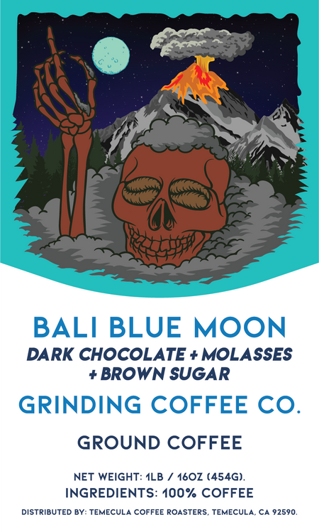 Bali Blue Moon - Grinding Coffee Co.