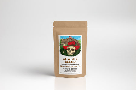 Cowboy Blend - Grinding Coffee Co.